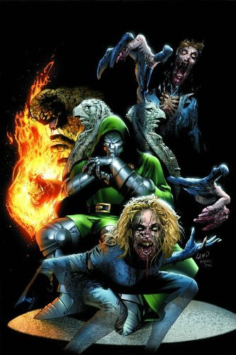 Ultimate Fantastic Four - Volume 6: Frightful by Mark Millar (November 01,2006)