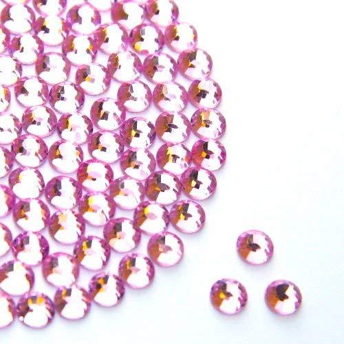 Diamante Me Pale Pink, Größe: 4 mm, Eisen -