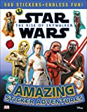 Star Wars The Rise of Skywalker Amazing Sticker Adventures (Ultimate Sticker Collection)