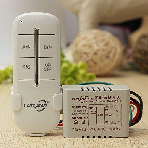 bazaar-lampe-sans-fil-220v-1-canal-telecommande-emetteur-de-commutation