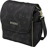 Petunia Pickle Bottom Boxy - Mochila, color negro