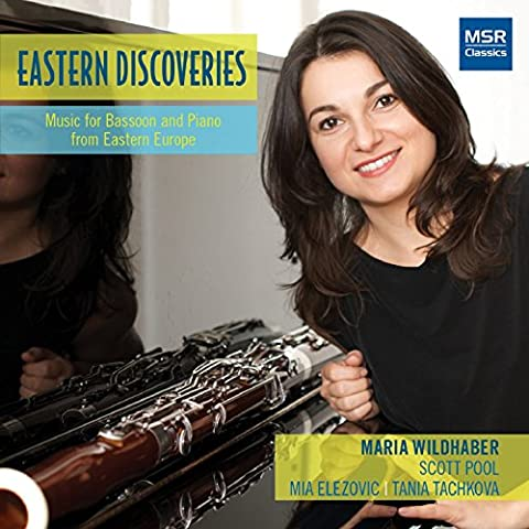 Eastern Discoveries: Music for Bassoon and Piano from Eastern Europe