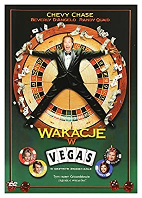 Vegas Vacation [DVD] [Region 2] (English audio. English subtitles) by Chevy Chase