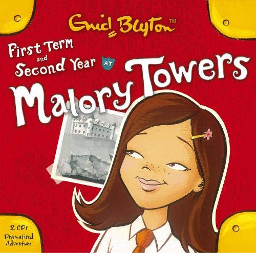 Malory Towers: First Term & Second Form Cover Image