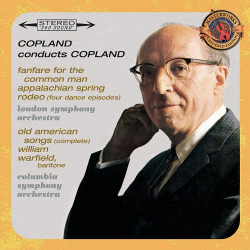 Copland Conducts Copland - Exp...