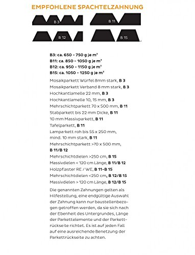 Bostik Parfix Premium Parkett Hybridklebstoff 16.0kg Eimer
