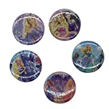 Funcart Barbie badge - pack of 5