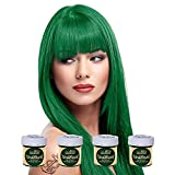 La Riche Directions Colour Hair Dye 4 Pack (Apple Green)