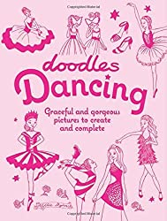 Doodles Dancing: Graceful and Gorgeous Pictures to Create and Complete by Nellie Ryan (2013-07-01)