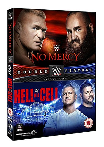 WWE: No Mercy 2017 + Hell in a Cell 2017 [DVD] [UK Import]