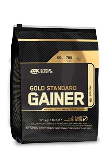 OPTIMUM NUTRITION Gold Standard Gainer Mélange de Protéines Vanille 3,25 kg