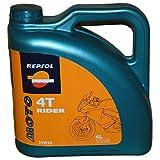 Aceite Repsol Moto Rider 4t 20w50 4l.