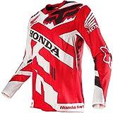 FOX 2016 Motocross / MTB JERSEY 360HONDA - rot: Größe Shirt: 2XL