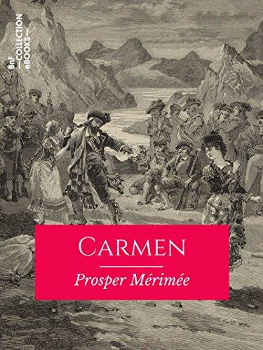 Couverture du livre Carmen (Classiques)