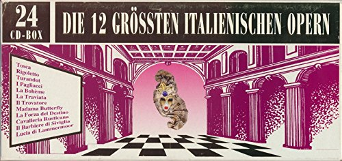 12 Greatest Italian Operas [Import anglais]