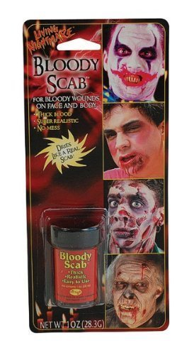 Bloody Scab Make Up Kit (Halloween Kostüm Partei Ideen)
