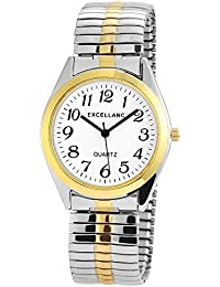 Excellanc Herren-Armbanduhr XL Analog Quarz 270012000012
