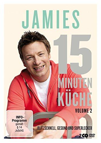 Jamies 15 Minuten Küche - Volume 2 [2 DVDs]