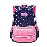 Kinder Schule Rucksäcke für Mädchen Elementar Schule Taschen Büchertaschen