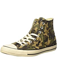 Converse Ctas Hi Fatigue, Sneakers Homme