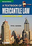 A Textbook of Mercantile Law