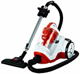 Bissell Powerforce Multicyclonic-23A7E 1800-Watt Vacuum Cleaner (Red/White)