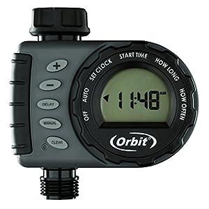 Orbit 96781 – Programador de grifo digital 1 salida-hembra 3/4″