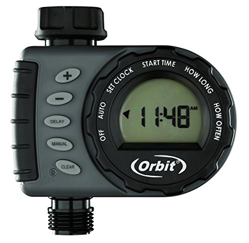 Orbit 96781 'Buddy HF' Single-Port Digital Tap Timer