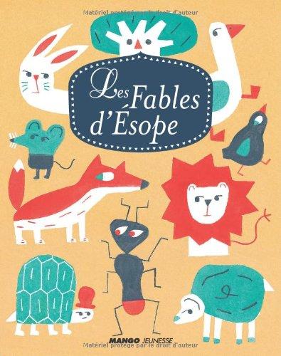 Les Fables d'Esope par Elisa Géhin