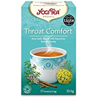 Yogi Tea Throat Comfort 17bag (Pack of 4) by Yogi Tea preisvergleich bei billige-tabletten.eu