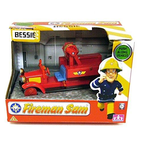 Feuerwehrmann Sam Bessie Feuerwehrauto thumbnail