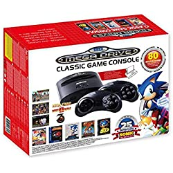 Consola Retro Sega Mega Drive Wireless - Edición Sonic 25th