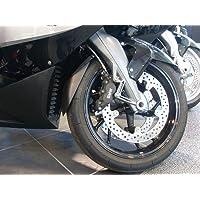 AHL Bremsbel/äge Hinten f/ür BMW K1300R K1300S K1300GT 2009-2011 Halbmetallisch