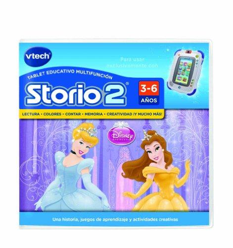 VTech - Juego Princesas para Storio 2, 3S y Storio MAX (80-230222)