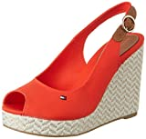 Tommy Hilfiger Women's E1285lena 57d Wedge Heels Sandals