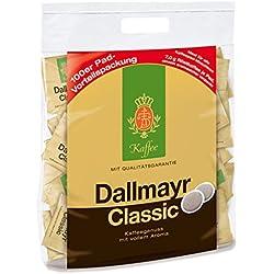 Dallmayr Kaffee 100 Kaffeepads Classic Vorteilspack, 1er Pack (1 x 700 g)