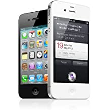 Apple iPhone 4S 16GB Negro - Smartphone (SIM única, iOS, EDGE, GSM, CDMA, HSDPA, HSUPA, Barra, Apple)