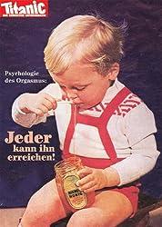 Postkarte A6 +++ TITANIC von modern times +++ PSYCHOLOGIE DES ORGASMUS 199802 +++ ARTCONCEPT TITANIC, Schmitt, Werner