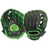 Franklin Sports Teeball Fielding Glove-Infinite Web, 10,5' grün, Graphite/Lime