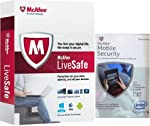 Features of McAfee Live Safe Protection A single subscription provides trusted protection to shop surf and keep all devices secured online. Protects all devices like Laptop Desktop Tablets and mobiles. Supports multiple operating systems like Windows...