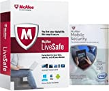 McAfee LiveSafe Total Internet Security ...