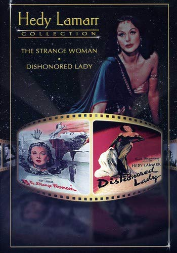 Preisvergleich Produktbild Hedy Lamarr Collection (The Strange Woman / Dishonored Lady)