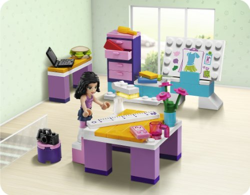 LEGO Friends 3936 - El Taller de Moda de Emma