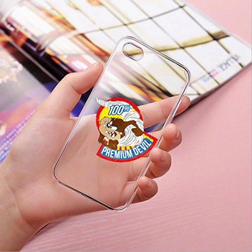 """Hardcase Looney Tunes """"Taz Série"""" - Tornade rouge, Iphone 6 Plus/6S Plus 100% Premium Devil"""