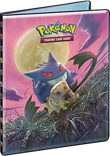 Kapazität Karte (Pokemon Notizheft, Sonnenauflage, Mond Duo, Schokolade (SL09) - Kapazität 252 Karten, 85878, Sammeln)