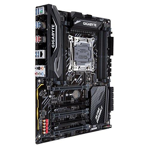Gigabyte X299 UD4 PRO Mainboard schwarz -