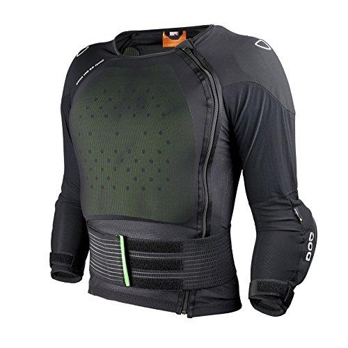 POC Spine VPD 2.0 DH Jacket Protecciones Enduro, Unisex adulto, Black, XS-S