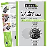 dipos I 6X Schutzfolie matt passend für Emporio Armani Connected Folie Displayschutzfolie