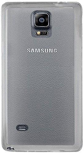 Reiko Schutzhülle für Samsung Galaxy Note 4 N91V, N91Pn91T, N91R4, kabellos, zweifarbig, Transparent (Cellular Galaxy Samsung Us Note4)