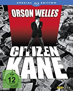 Citizen Kane [Blu-ray] [Special Edition]